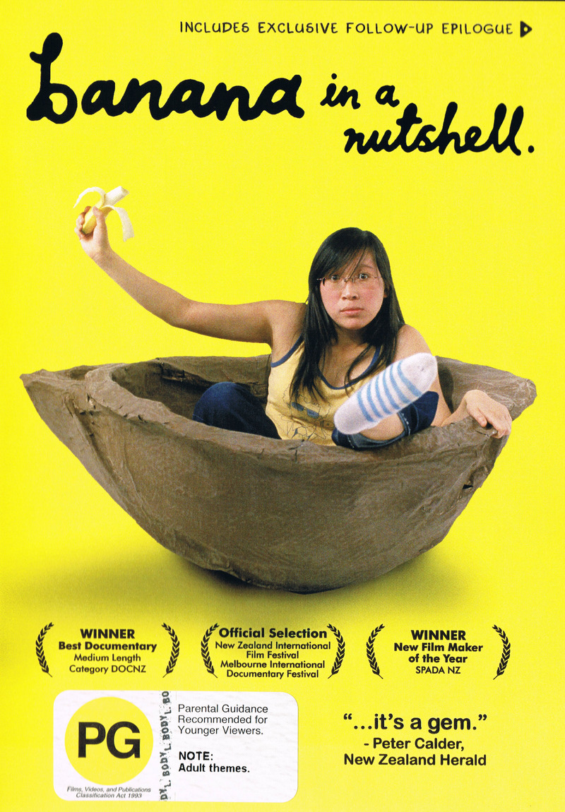Banana In A Nutshell on DVD image