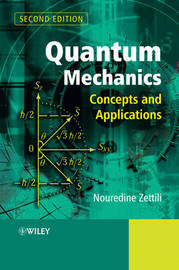 Quantum Mechanics by Nouredine Zettili image