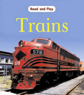 Trains by Jim Pipe