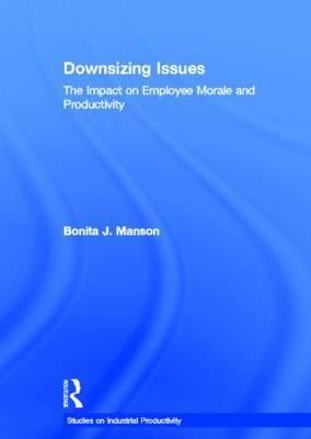 Downsizing Issues by Bonita J. Manson image
