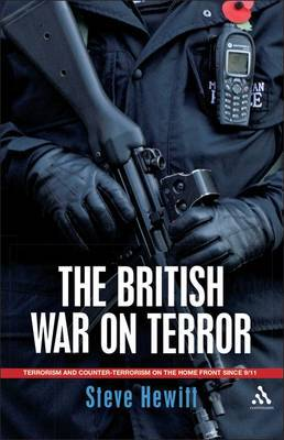 The British War on Terror by Steve Hewitt