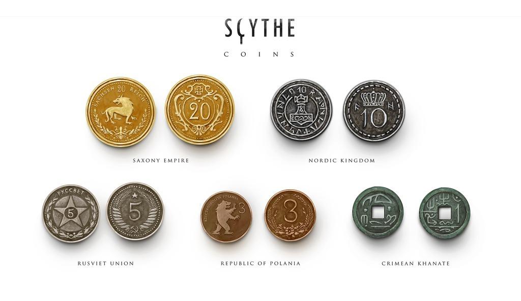 Scythe - Board Game image