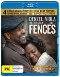 Fences on Blu-ray