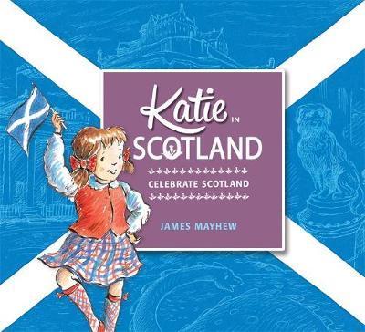 Katie in Scotland by James Mayhew image