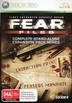 F.E.A.R.: Files Expansion Pack for Xbox 360