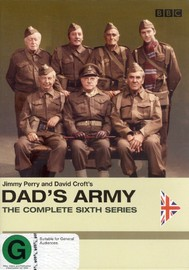 Dad's Army - The Complete 6th Series (2 Disc Set) on DVD