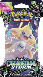 Pokemon TCG: Celestial Storm Single Blister (10 Cards)