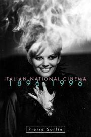 Italian National Cinema by Pierre Sorlin