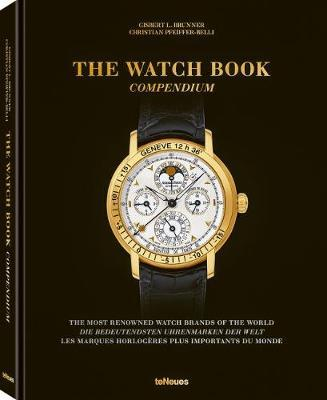 The Watch Book by Gisbert Brunner