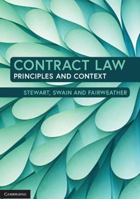 Contract Law by Andrew Stewart