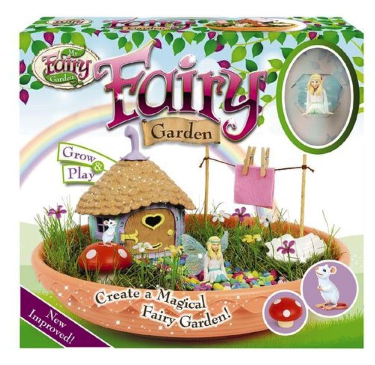 My Fairy Garden image