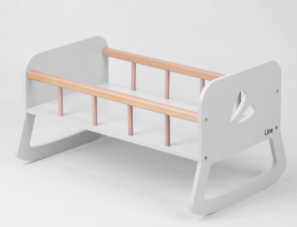 Moover: Doll's Cradle - White