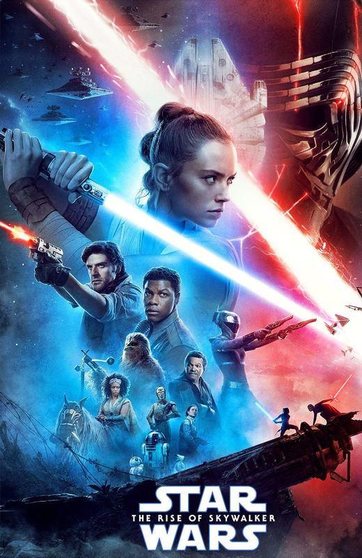 Star Wars: The Rise of Skywalker on DVD