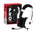 Gorilla Gaming PRO Universal Headset (White) for Switch, PC, PS4, Xbox One