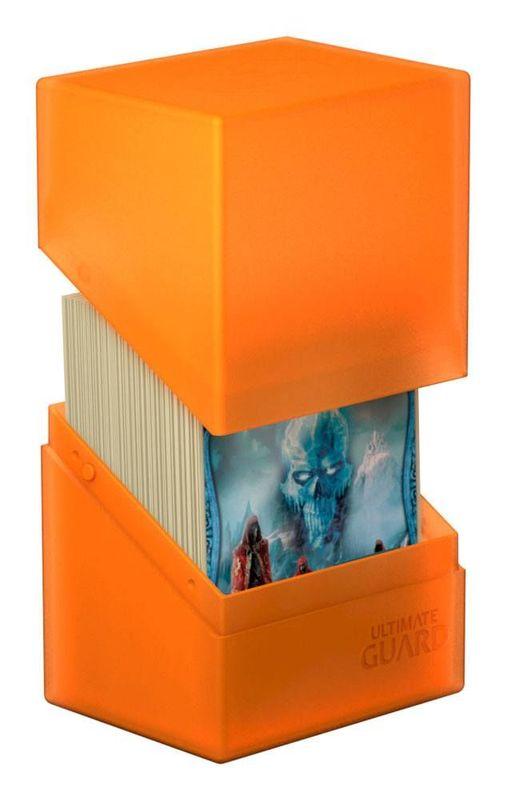 Ultimate Guard: Boulder Deck Case 80+ Deck Box - Poppy Topaz