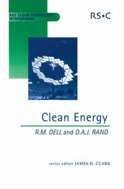 Clean Energy by R.M. Dell