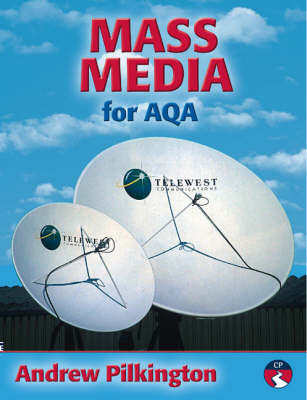 Mass Media for AQA by Andy Pilkington image