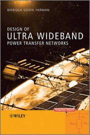 Design of Ultra Wideband Power Transfer Networks by Binboga Siddik Yarman image