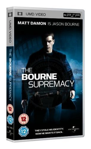 The Bourne Supremacy for PSP