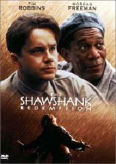 Shawshank Redemption on DVD
