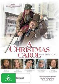 A Christmas Carol on DVD