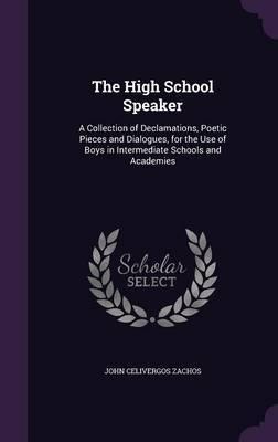 The High School Speaker by John Celivergos Zachos image