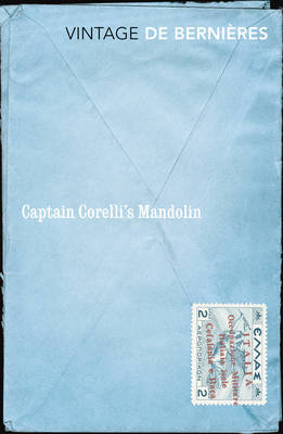 Captain Corelli's Mandolin by Louis De Bernieres