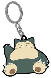 Pokemon Snorlax Keyring
