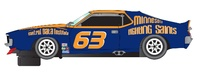 Scalextric: DPR AMC Javelin Trans Am #63 - Slot Car