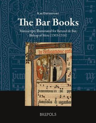 The Bar Books by Kay Davenport image