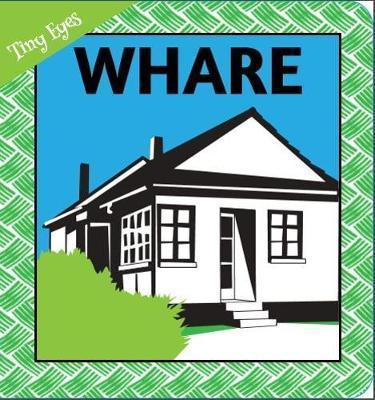 Te Whare (Te Reo Maori) by Chris Dale