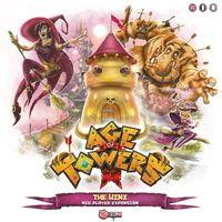 Age of Towers: The Winx - Game Expansion