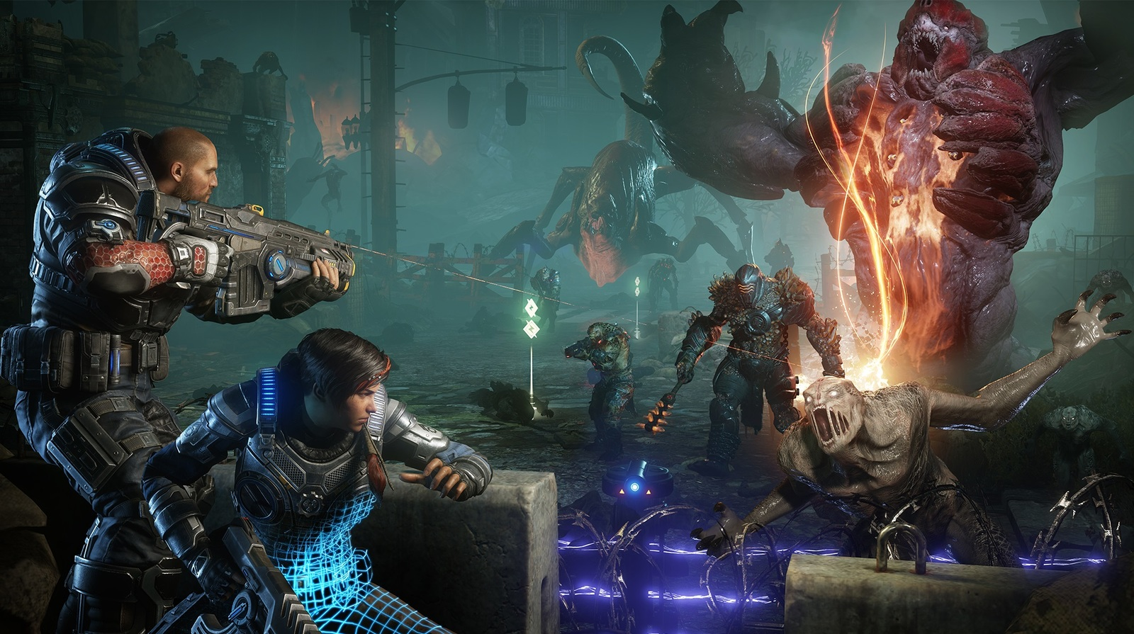 Gears of War 5 Ultimate Edition for Xbox One image