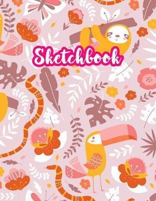 Sketchbook by Delaney Crawford