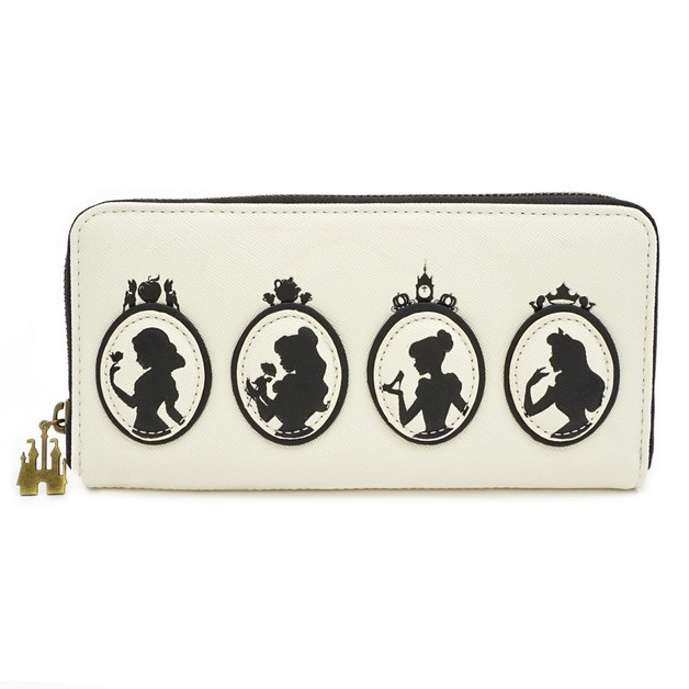 Loungefly: Disney - Princesses Quilted Purse