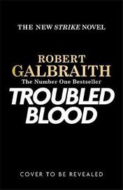 Troubled Blood by Robert Galbraith image