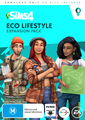 The Sims 4 Eco Lifestyle (code in box) for PC
