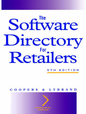 The Software Directory for Retailers by Coopers & Lybrand image
