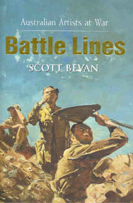 Australian Artisits at War by Bevan Scott image