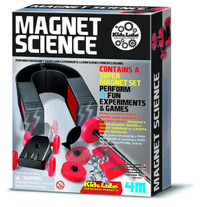 4M: Kidz Labs - Magnet Science