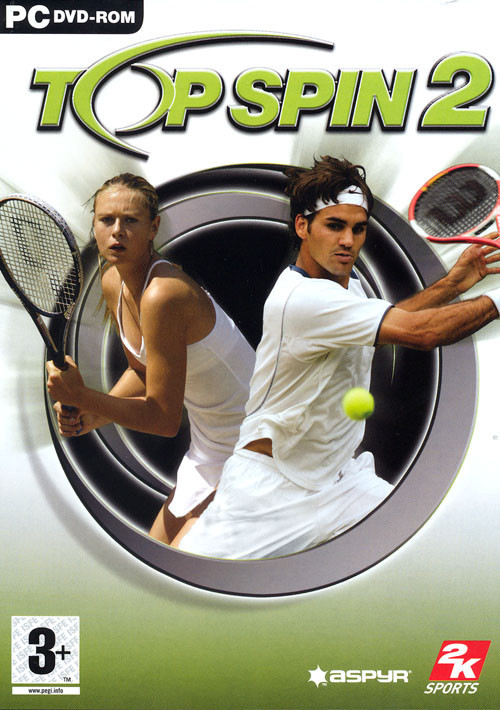 Top Spin 2 for PC