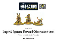 Imperial Japanese - Forward Observer Officers (FOO)