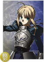 Fate/Stay Night - Vol. 1 (Collector's Box) on DVD