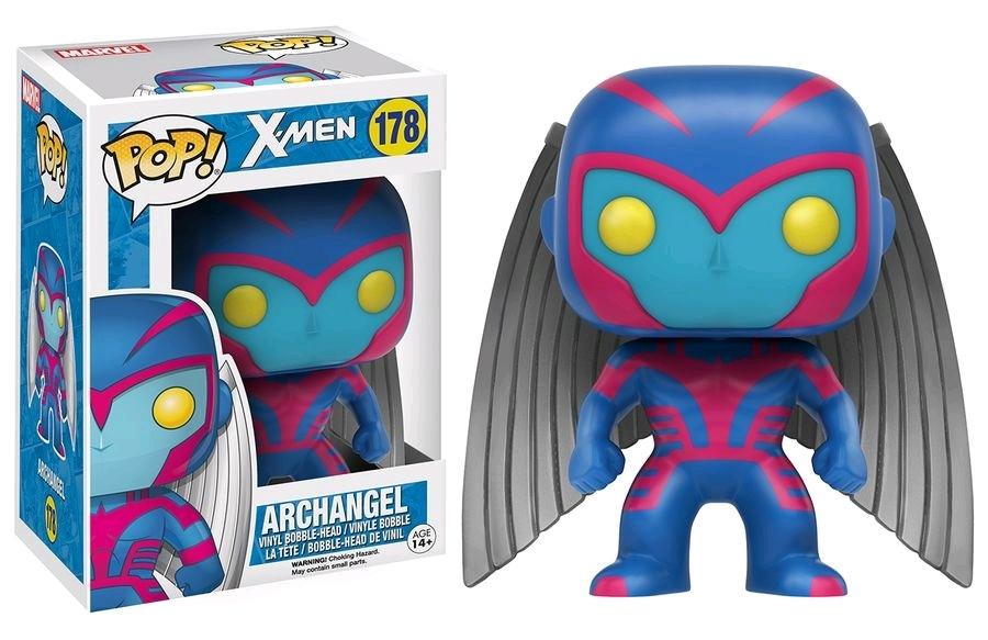 X-Men - Archangel Pop! Vinyl Figure image