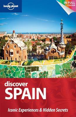 Discover Spain (Au and UK) by Anthony Ham image
