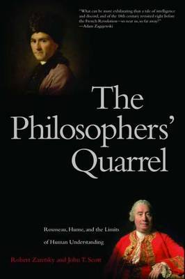 The Philosophers' Quarrel by Robert Zaretsky image
