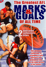 AFL - Greatest AFL Marks Of All Time / Greatest AFL Goals Of All Time (2 Disc Box Set) on DVD