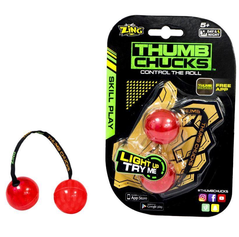 Thumb Chucks - Assorted Colours image