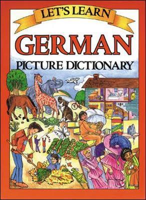 Let's Learn German Dictionary by Marlene Goodman