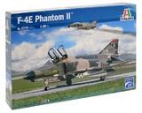 Italeri: 1/48 F-4E Phantom II -Model Kit